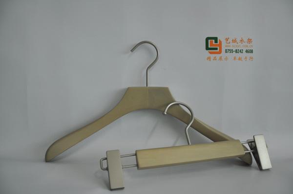 木制衣架 木衣架厂 童装木衣架  衣架生产商