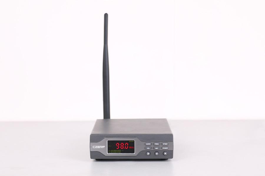 工厂直销CZE-01B 适用于无线广播的调频立体声发射机