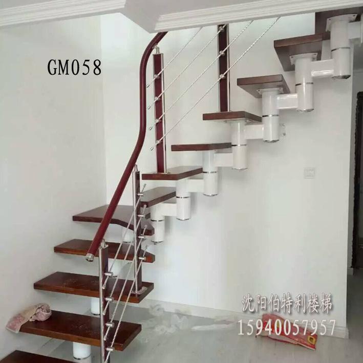 白城复式楼梯