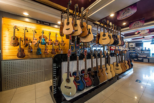 石家庄买吉他哪家专卖店好