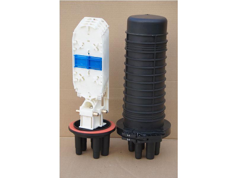 光纤接头盒型号供应高信通信耐用的光缆接头盒