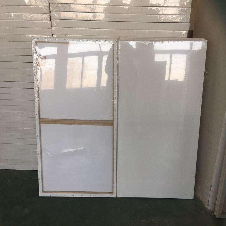 厂家直销各类 油画框 画框 油画布 尺寸可定做 画布 画框 60*80