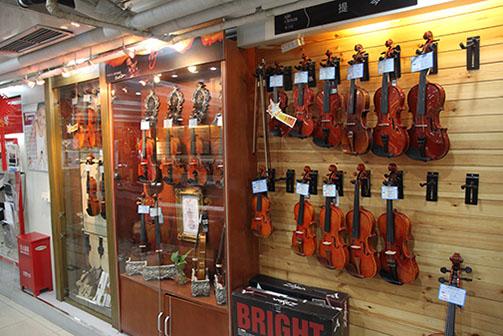 石家庄买小提琴去哪买比较好