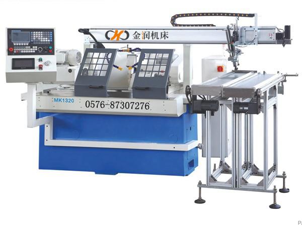 数控外圆磨床机械手满足工业自动化的需求
