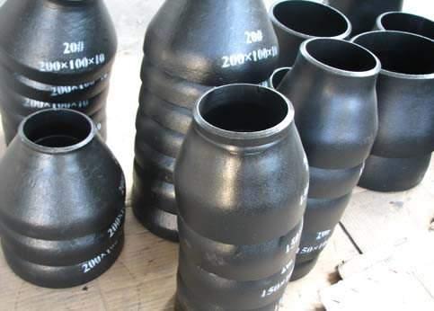 厂家供应各种规格大小头 碳钢异径管 国标对焊大小头 可定制