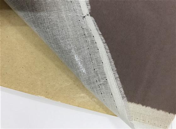 绒布背胶的区别