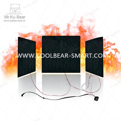 碳纤维发热片价格、加热片厂家、电加片、发热外套发热片