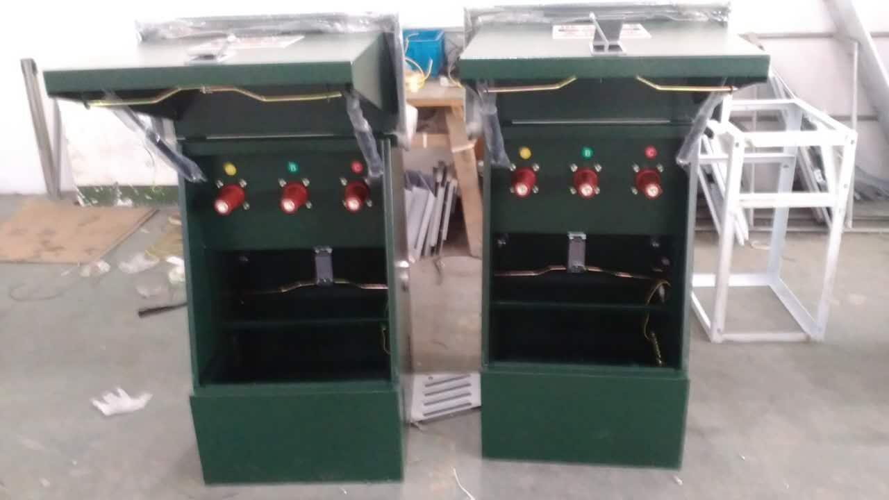 龙在电气厂家求购DFW欧式电缆分接箱4