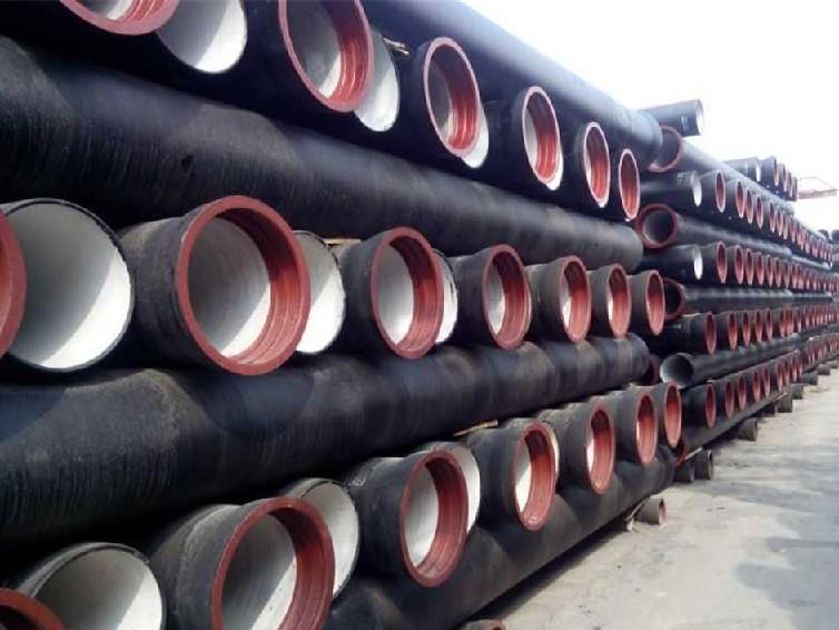 纵横-球墨铸铁管供应商、球墨铸铁管批发厂家、山东球墨铸铁管厂家