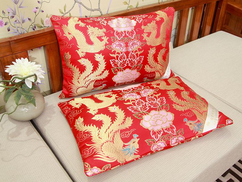 枕头低价批发、信誉好的银杏枕供应商、当选湘梦家纺