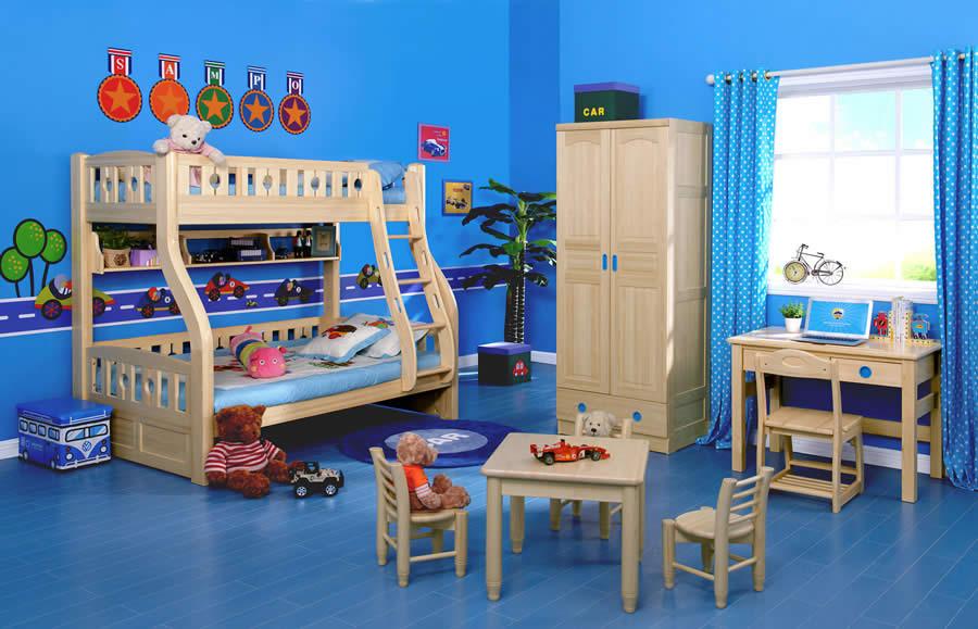 北京哪家公司专业儿童套房设计