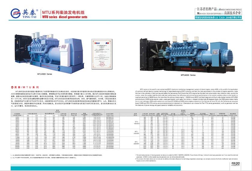 莱芜柴油发电机专业供应柴油发电机