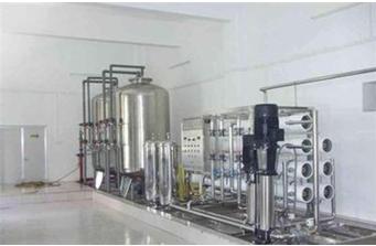 上海松江3T/H工业纯水设备反渗水处理设备工业纯水装置