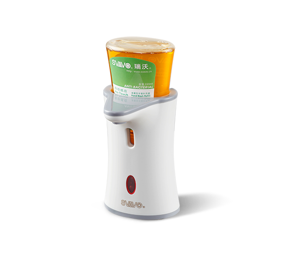 高档感应皂液器 家用皂液器 v-455 洗手液器