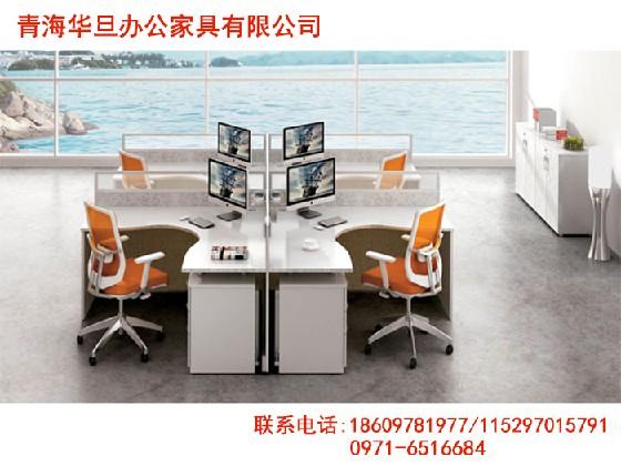 新品办公椅青海华旦办公家具供应 办公职员位零售