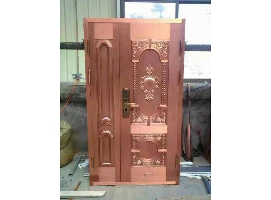 仿铜门工艺:划算的仿铜门