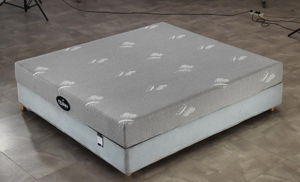 西安床垫公司博森迪奥床垫厂BS-8008酒店床垫批发记忆棉床垫定制