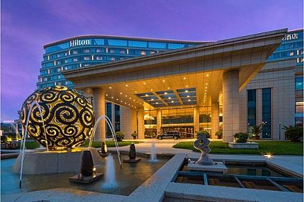 酒店室外软装景观雕塑设计