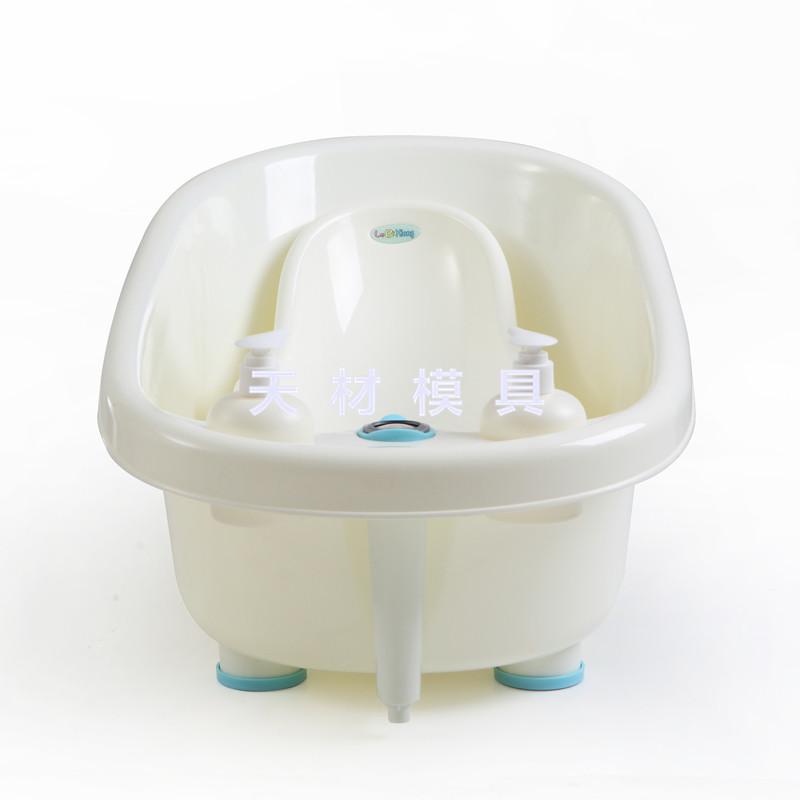 黄岩塑料浴桶模具 塑料桶模具