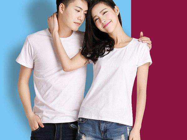 廊坊哪里有供应优质的情侣T恤、海南情侣T恤