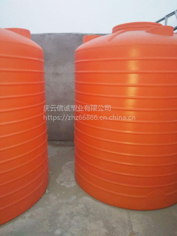 10吨塑料桶、聚乙烯10立方塑料储罐、10000L塑料水塔