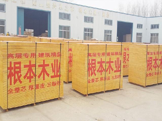 宿迁品牌高层建筑模板供应商建筑模板尺寸