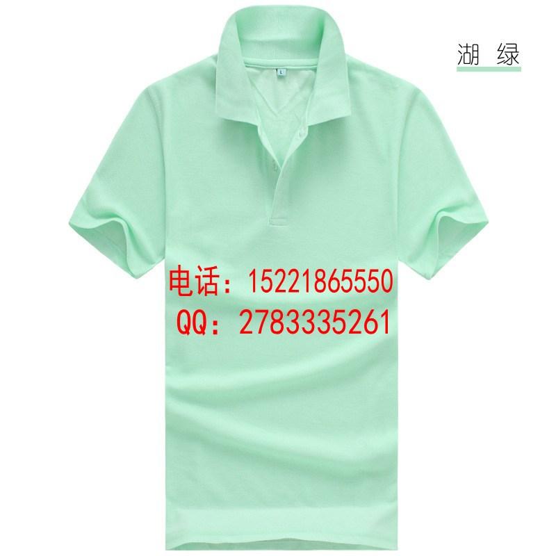 松江区纯棉t恤衫定制厂家
