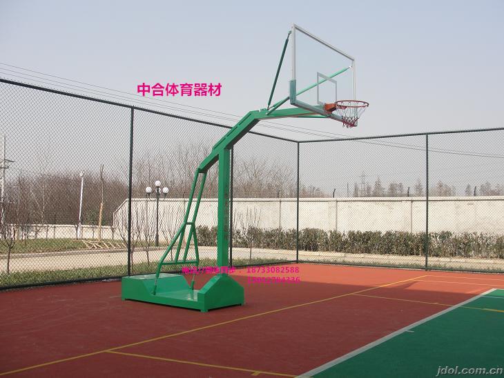 收购湖南省岳阳市方管篮球架参数