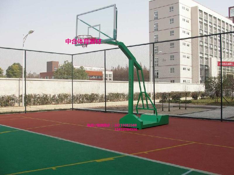 求购广西河池市青少年篮球架