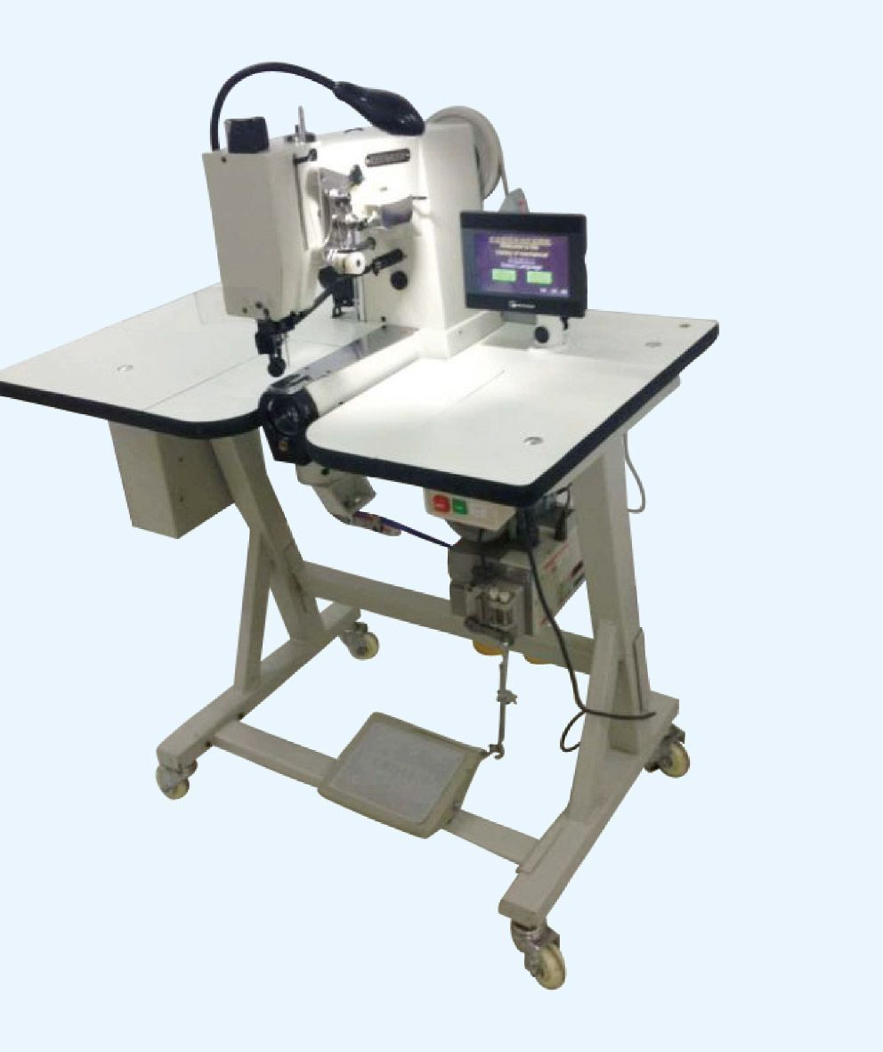 海狼双针花样缝纫机-缝纫机批发-凯凯缝纫机
