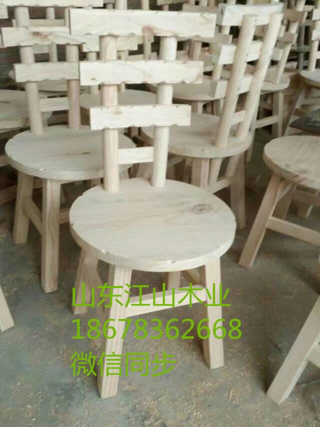 江山厂家直销碳化木桌椅