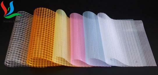 供应篷布 雨衣面料 PVC膜