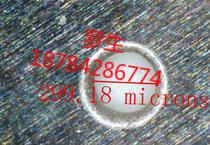 激光微孔加工精密微孔加工激光小孔加工