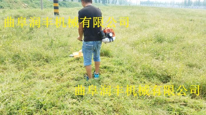 涿州大功率割草机割灌机涿州果园杂草剪草机