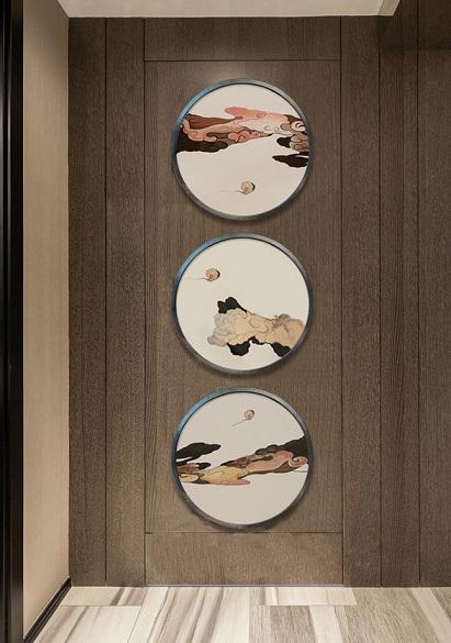 星级酒店陈设艺术品之酒店装饰画艺术设计