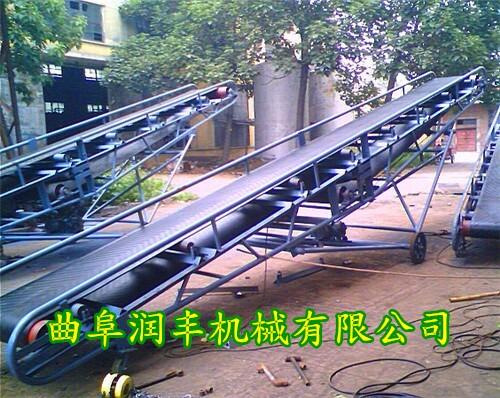 溧阳多功能输送带生产厂家溧阳电动升降皮带机