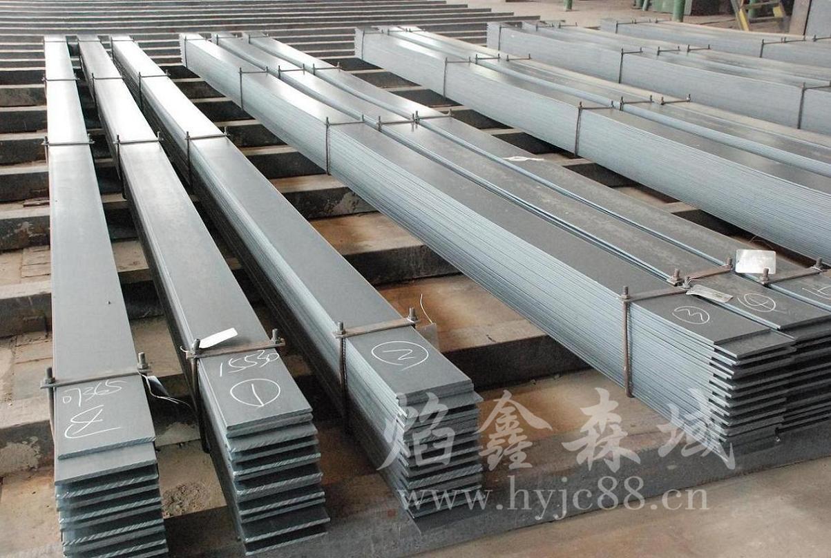 银川热轧扁钢厂家-焰鑫森域扁钢生产厂家