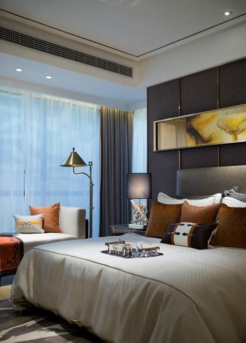 酒店软装设计高级酒店布艺定制设计
