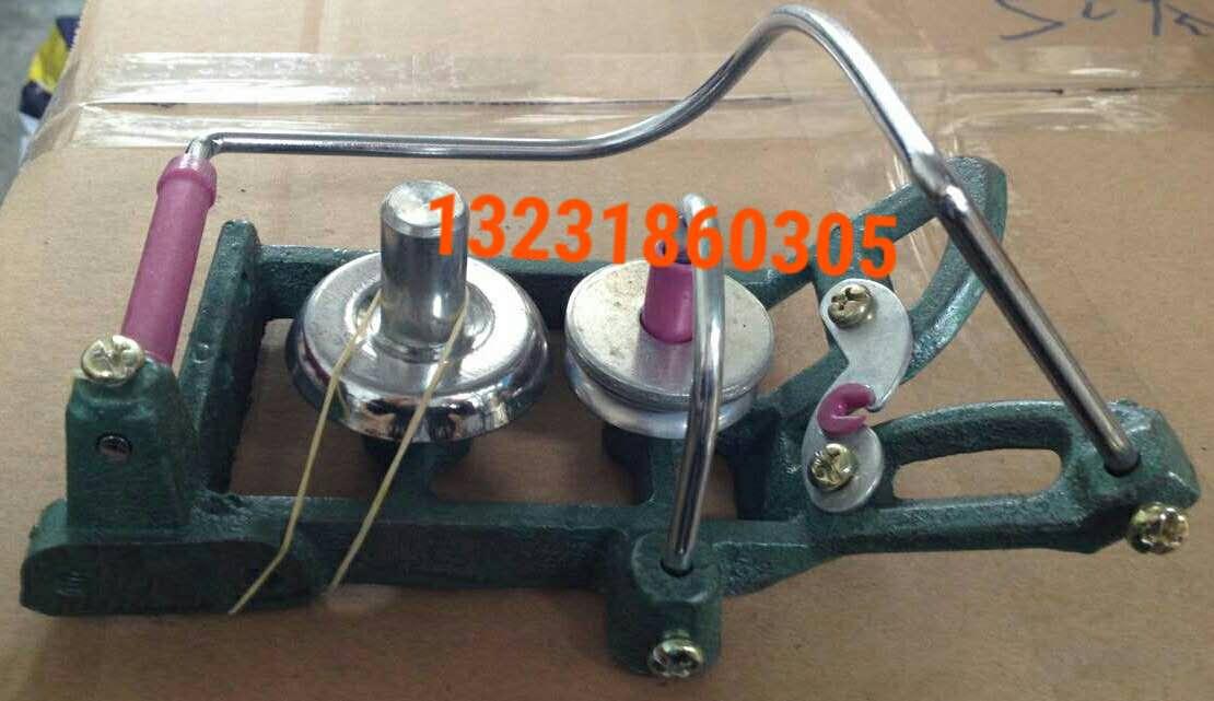 合肥长丰A734、FA801摇纱机配件联轴器、张力架13231860305