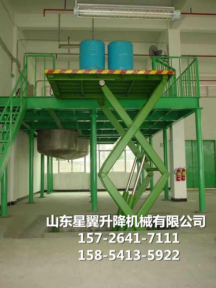 上海普陀区固定式升降平台生产厂家