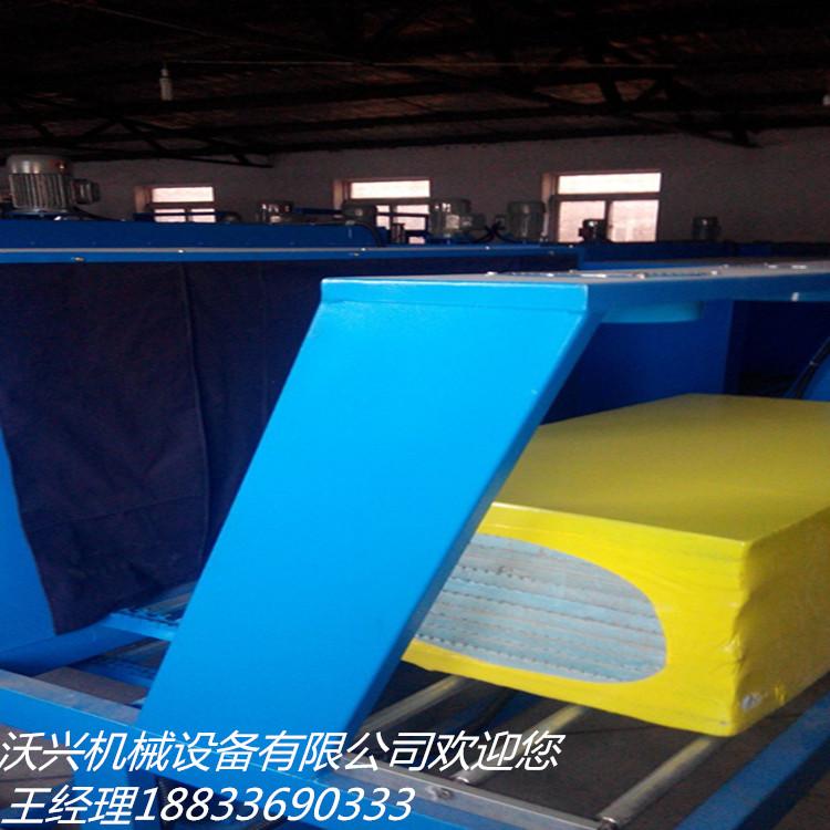 供应多功能热收缩包装机、大型岩棉板包装机 保温板打包机