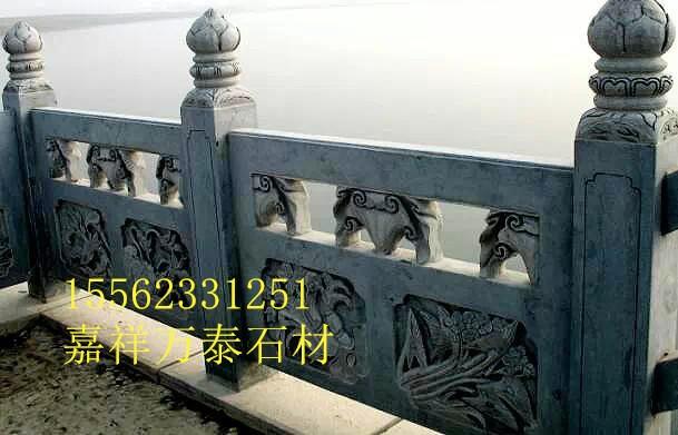 供应青石栏杆石雕栏杆汉白玉栏杆青石板材路沿石等石雕加工