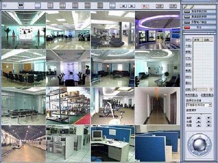 监控录像_视频监控录像系统