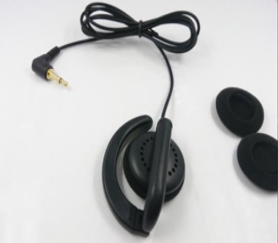 同步录音录像专用受令耳机