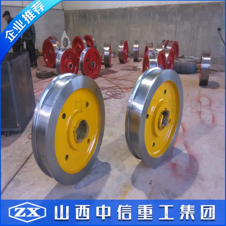 大型锻件 50#钢车轮锻件 诚挚合作