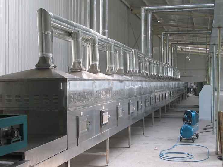 碳化硅微粉微波干燥设备、碳化硅微粉干燥设备供应商