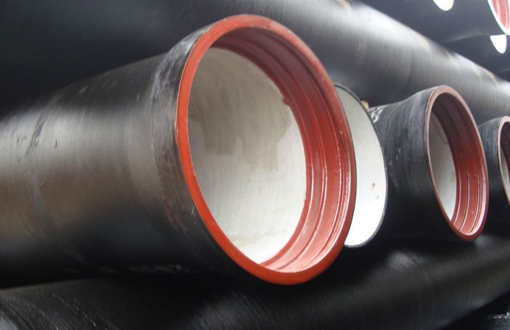 QT400-18球墨铸铁管  给水球墨铸铁管  供水球墨铸铁管 供油球墨铸铁管 排水球墨铸铁管