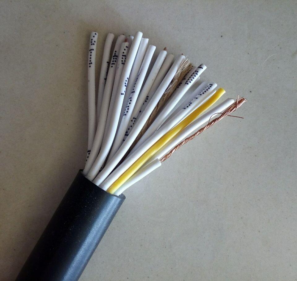 恒讯HYV型铜芯实芯电缆多少钱一米