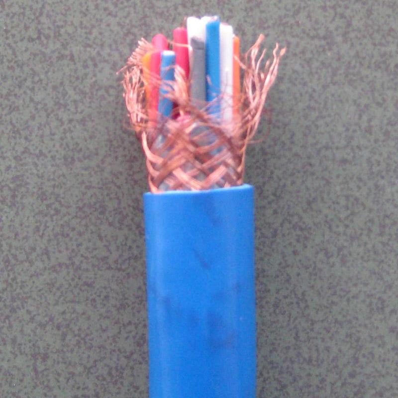 矿用通信电缆屏蔽电缆MHYVP1x10x7/0.52多少钱一米