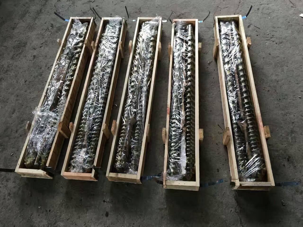 双螺杆膨化机配件